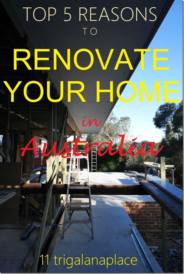 Top 5 Reasons to Renovate Your Home in Australia